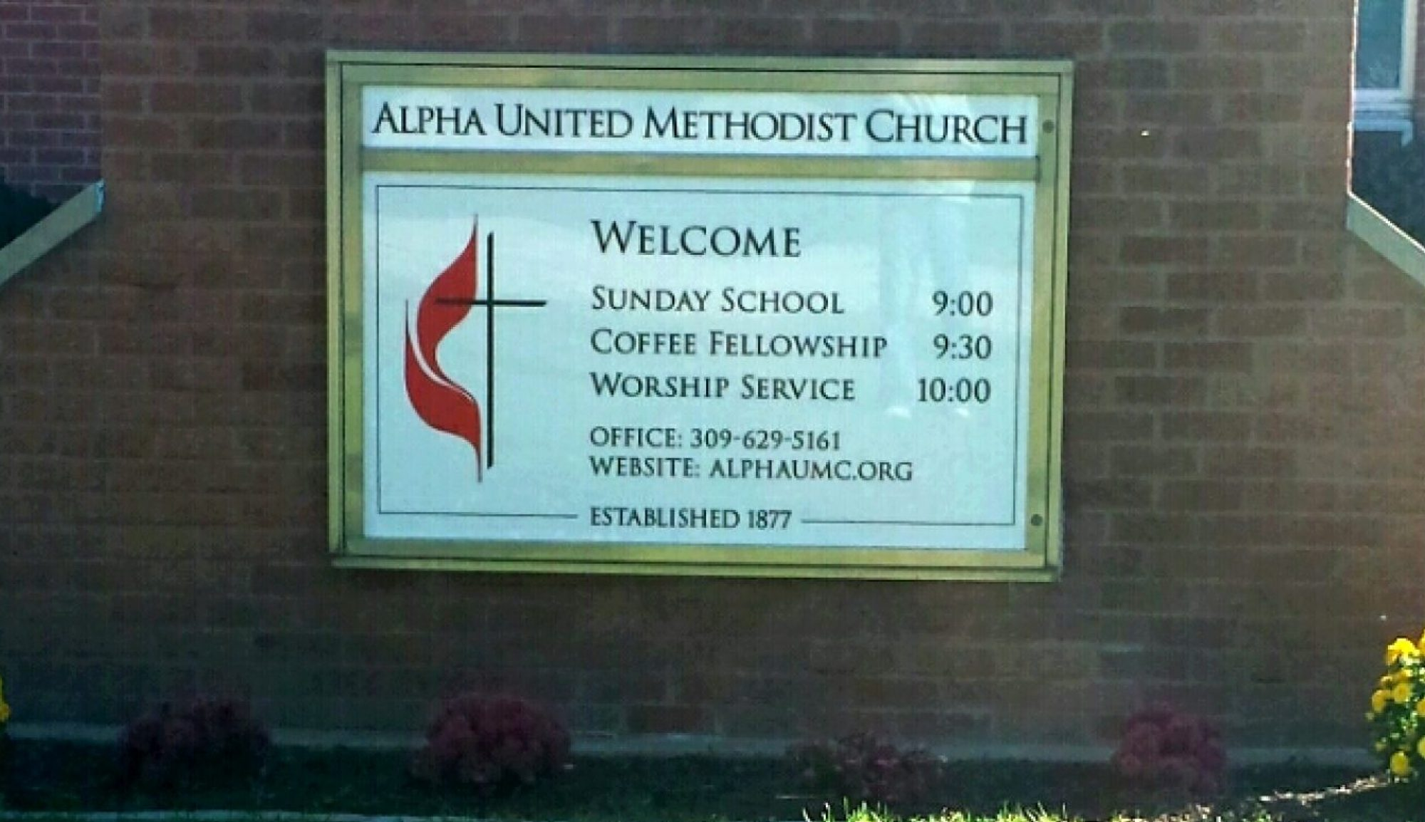 Alpha Methodist Church